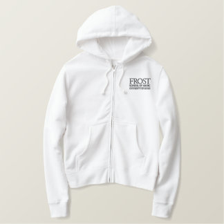 Frost School of Music Logo Embroidered Hoodie