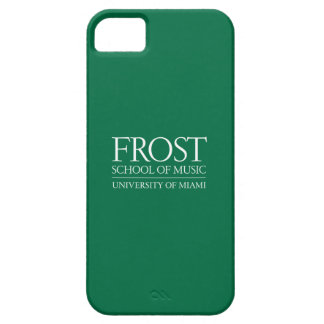 Frost School of Music Logo iPhone SE/5/5s Case