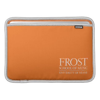 Frost School of Music Logo MacBook Sleeve