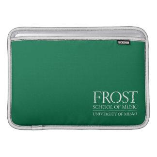 Frost School of Music Logo MacBook Sleeve
