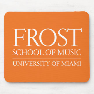 Frost School of Music Logo Mouse Pad