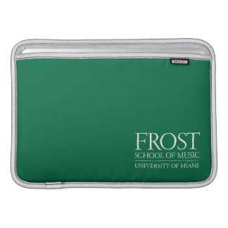 Frost School of Music Logo Sleeve For MacBook Air