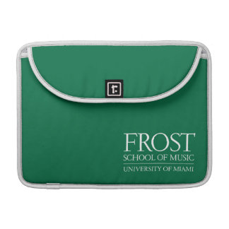 Frost School of Music Logo Sleeve For MacBook Pro