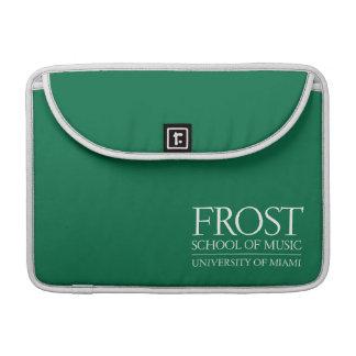 Frost School of Music Logo Sleeve For MacBooks