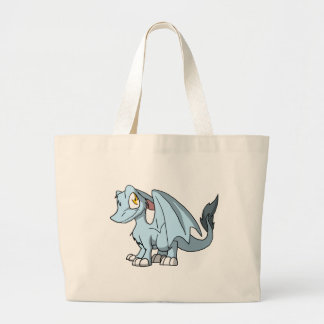 Frost SD Furry Dragon Canvas Bag