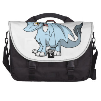 Frost SD Furry Dragon Commuter Bags