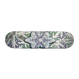 frost custom skate board