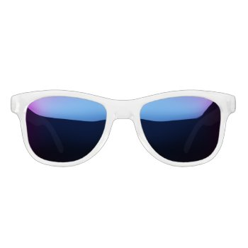 Frost Sunglasses Canvas Eyewear Designer Colors by creativeconceptss at Zazzle