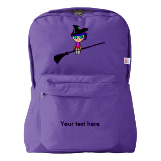 Frost the witch backpack