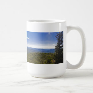 Frost Trail Vermont Classic White Coffee Mug