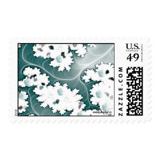 FrostBite Postage Stamp
