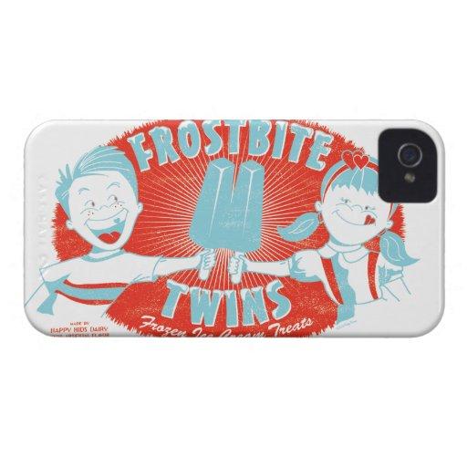 Frostbite Twins Retro Blackberry Case