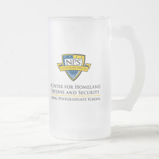 Frosted 16oz Frosted Glass Mug