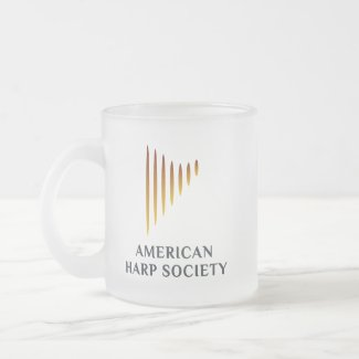 Frosted AHS Mug