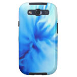 Frosted Blue Galaxy SIII Covers
