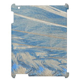 Frosted Blue iPad Case