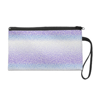 Frosted Blues Wrist Bag