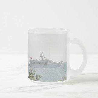 Frosted Boat Mug
