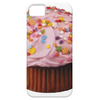 Frosted cupcake with sprinkles iPhone 5 covers