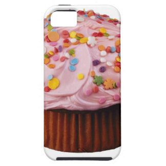Frosted cupcake with sprinkles iPhone SE/5/5s case