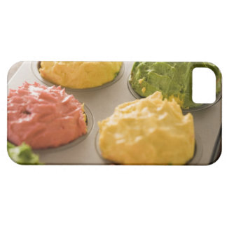 Frosted cupcakes iPhone SE/5/5s case