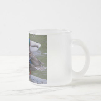 Frosted Duck Mug
