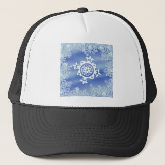 Frosted Edges I Trucker Hat