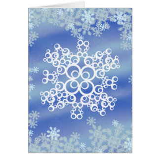 Frosted Edges II Card