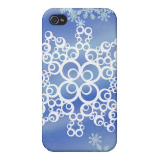 Frosted Edges II iPhone 4/4S Case