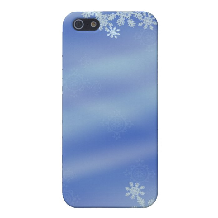Frosted Edges iPhone SE/5/5s Cover