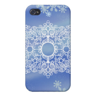 Frosted Edges IV iPhone 4/4S Case