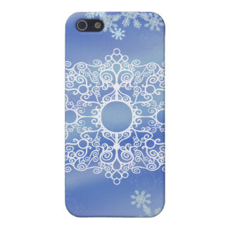 Frosted Edges IV iPhone SE/5/5s Case
