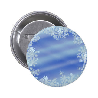 Frosted Edges Pinback Button