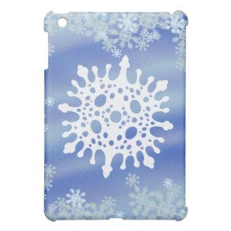 Frosted Edges VI iPad Mini Covers