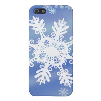 Frosted Edges VII iPhone SE/5/5s Cover