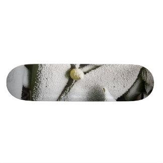 Frosted Flowers Skateboard Deck