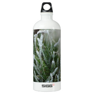 Frosted foliage SIGG traveler 1.0L water bottle