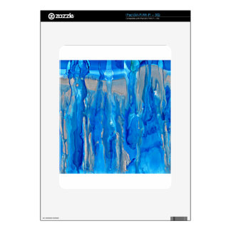 frosted forest 121517 iPad decal