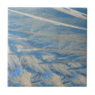 Frosted Fractal Ceramic Tile