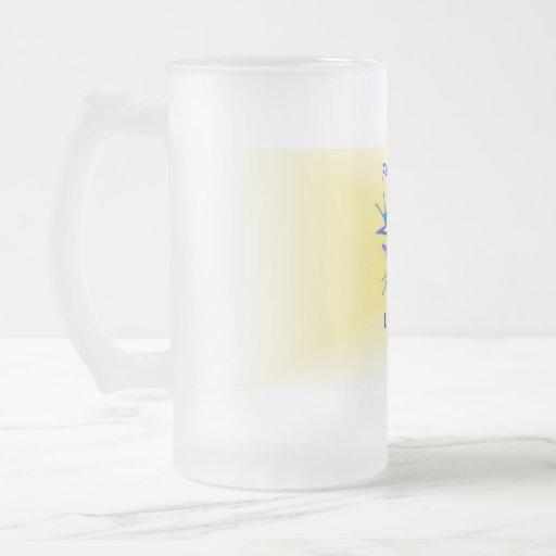 Frosted Glass - Feeling Fried? Mug