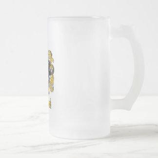 Frosted Glass Mug
