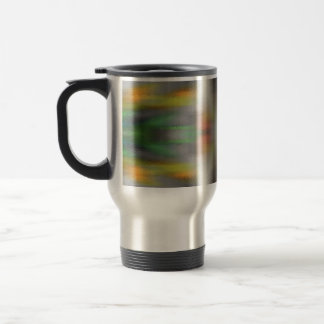 Frosted glass texture mug