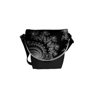 Frosted Ice Courier Bag