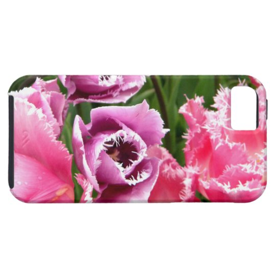Frosted Ladies iPhone SE/5/5s Case