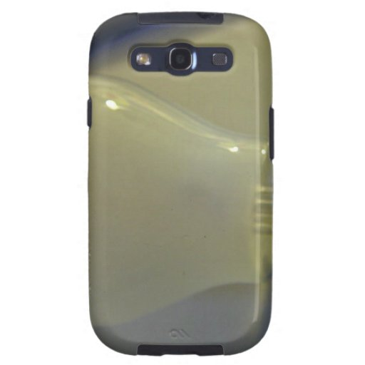 Frosted light bulb samsung galaxy s3 case