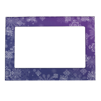 Frosted Magnetic Frame