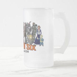Frosted Mug 16oz