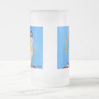 Frosted Mug Balance