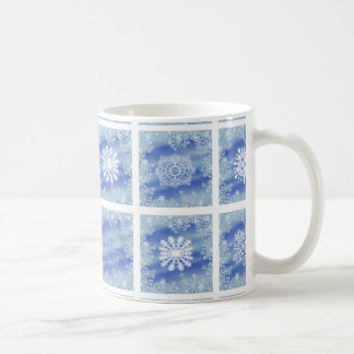 Frosted Panes Coffee Mug