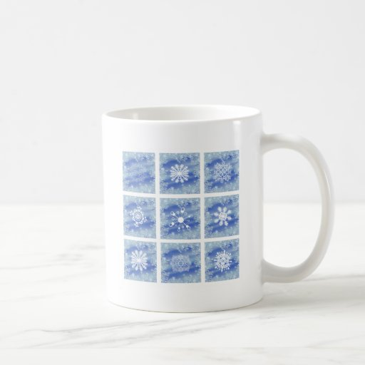 Frosted Panes I Classic White Coffee Mug